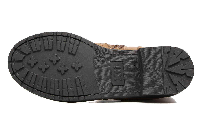 Bottines et boots Xti Loli 53968 Marron vue haut