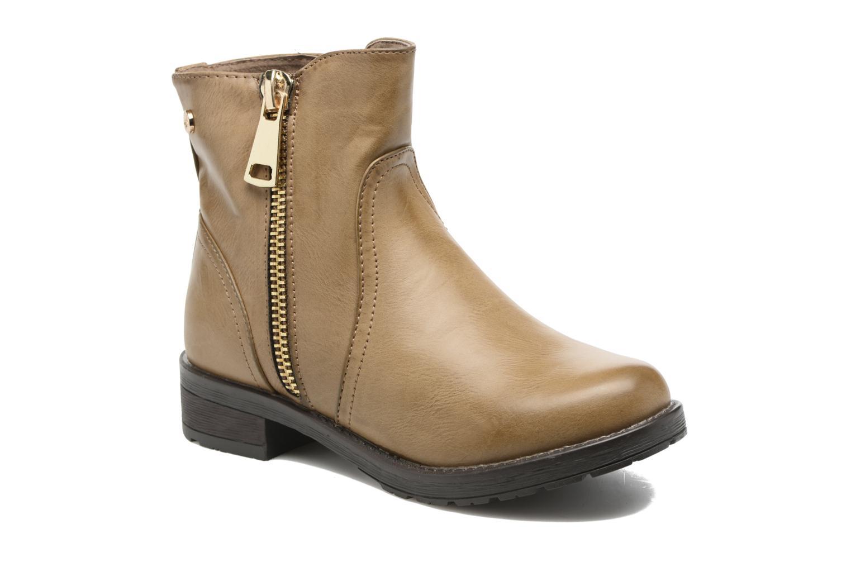 Bottines et boots Xti Loli 53968 Marron vue détail/paire