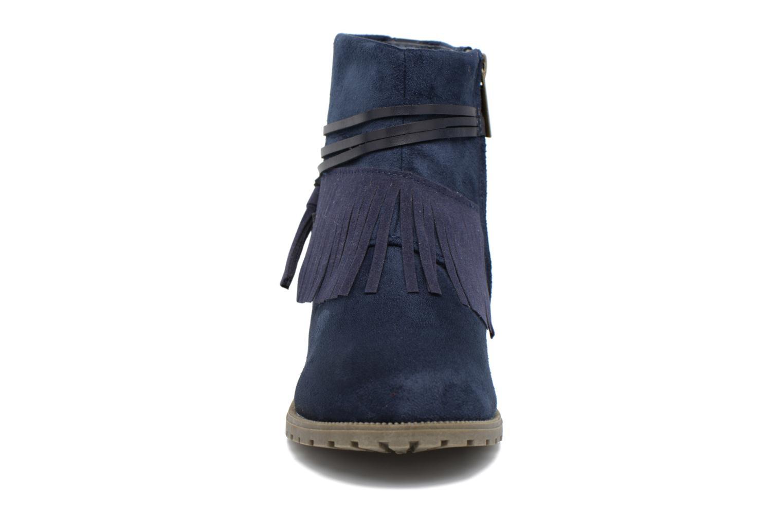 Bottines et boots Xti Clementina 53992 Bleu vue portées chaussures