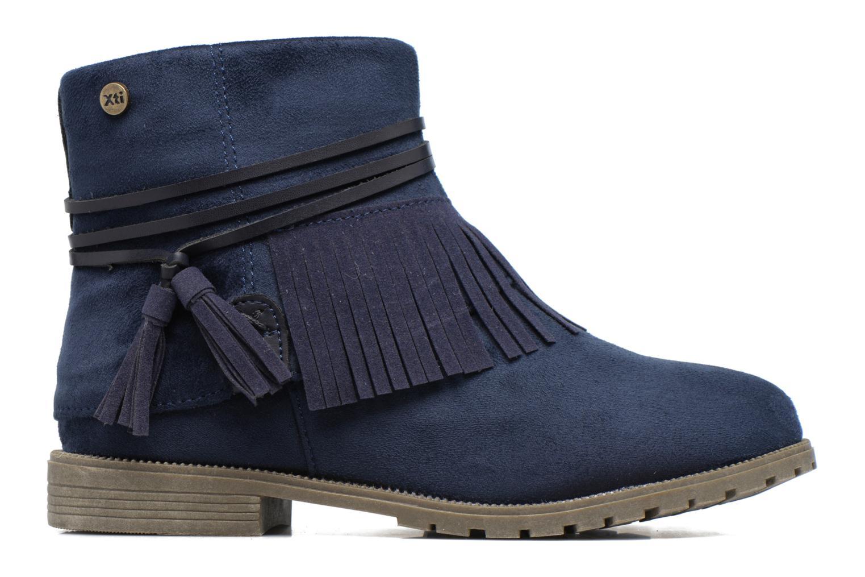 Bottines et boots Xti Clementina 53992 Bleu vue derrière