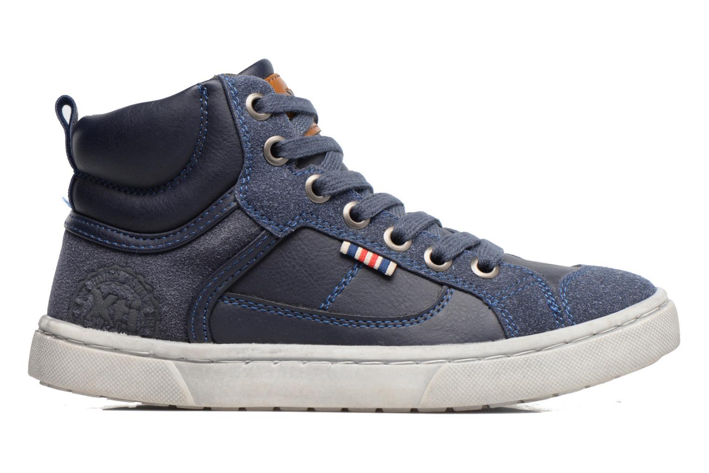 Baskets Xti Pasci 54008 Bleu vue derrière
