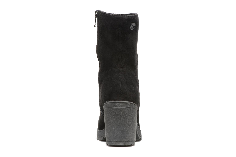 Bottines et boots Xti Ninau 46252 Noir vue droite
