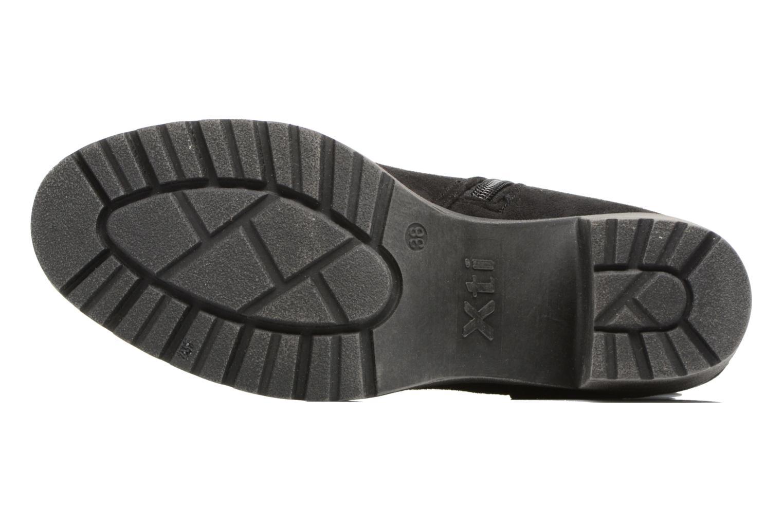Bottines et boots Xti Ninau 46252 Noir vue haut