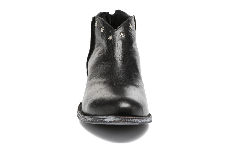 Bottines et boots Mexicana Rush Noir vue portées chaussures