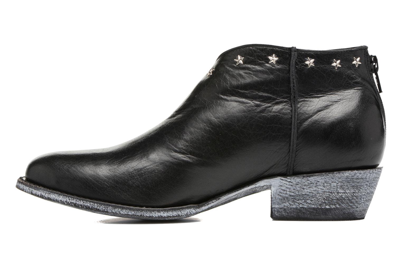 Bottines et boots Mexicana Rush Noir vue face