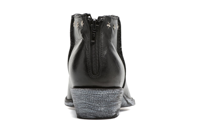 Bottines et boots Mexicana Rush Noir vue droite