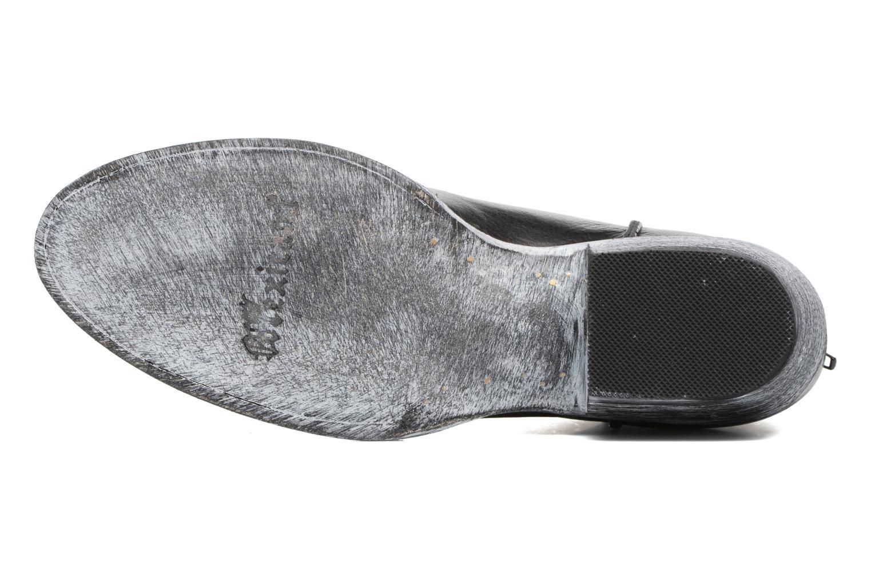 Bottines et boots Mexicana Rush Noir vue haut