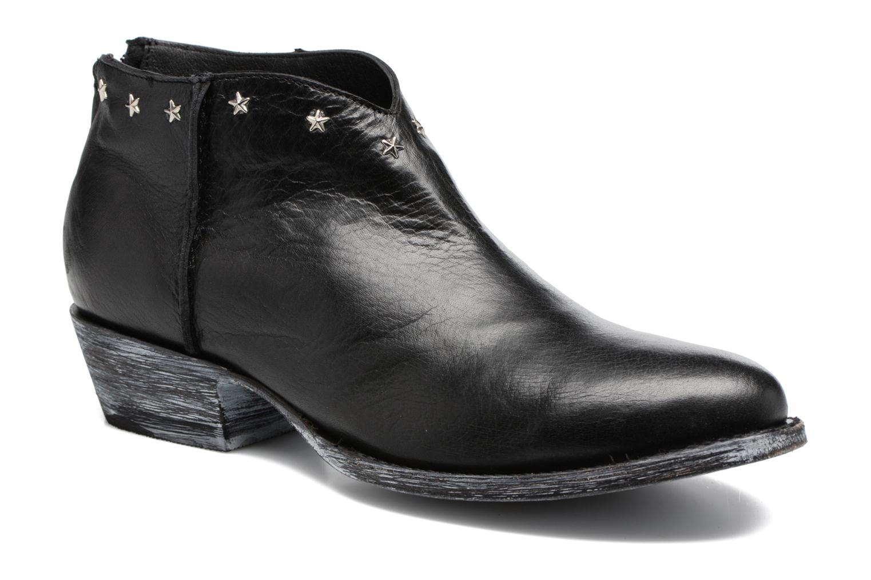 Bottines et boots Mexicana Rush Noir vue détail/paire