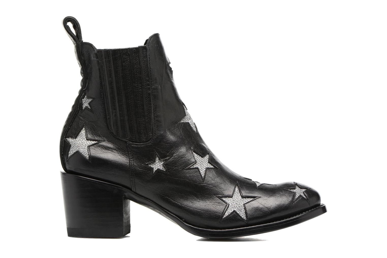 Bottines et boots Mexicana Circus 2 Noir vue derrière