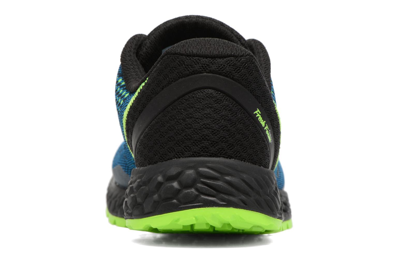 Chaussures de sport New Balance MTGOBI Bleu vue droite