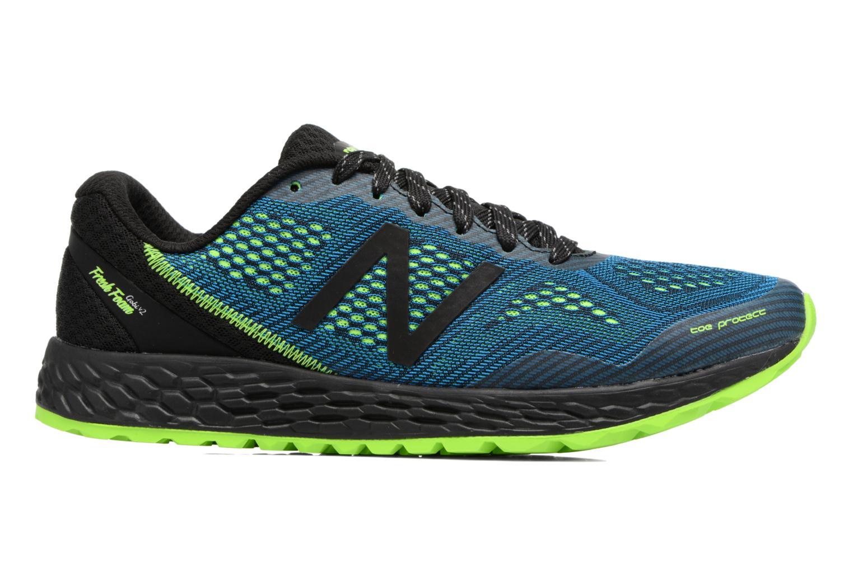 Chaussures de sport New Balance MTGOBI Bleu vue derrière