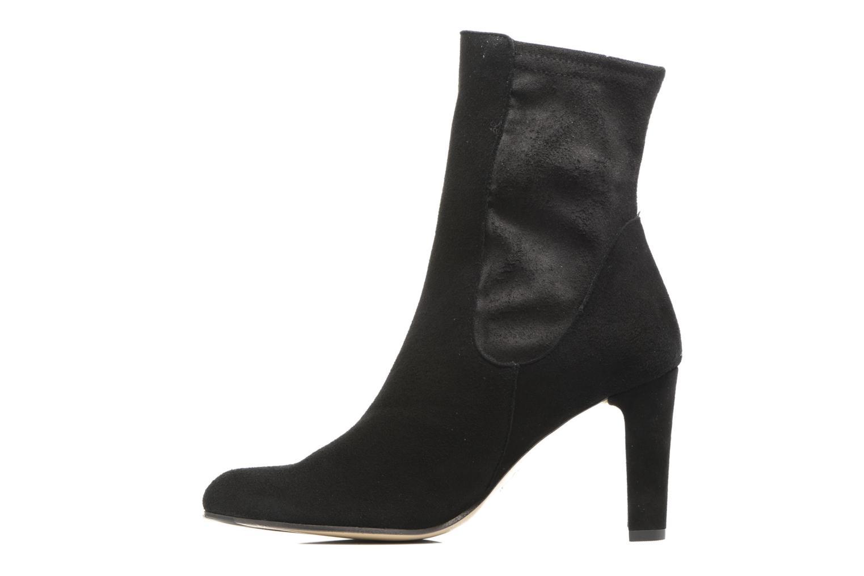 Bottines et boots Elizabeth Stuart Clostra 186 Noir vue face