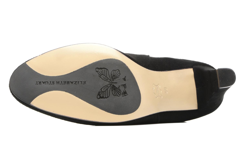 Bottines et boots Elizabeth Stuart Clostra 186 Noir vue haut