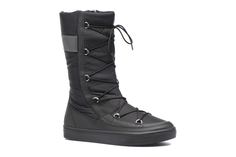 Zapatos promocionales Moon Boot Moon Boot Vega Hi (Negro) - Zapatillas de deporte   Descuento de la marca