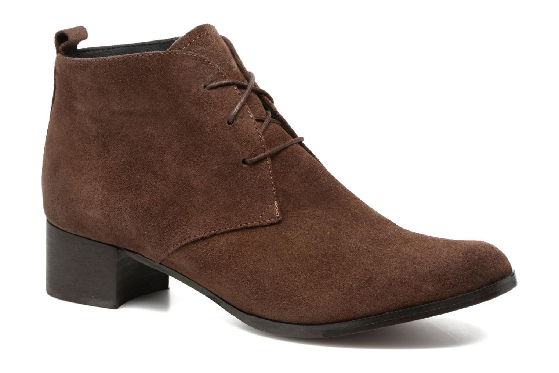Grandes descuentos últimos zapatos Elizabeth Stuart Idis 334 (Marrón) - Botines  Descuento