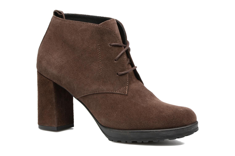 Grandes descuentos últimos zapatos (Marrón) Elizabeth Stuart Sygur 334 (Marrón) zapatos - Botines  Descuento 31df19