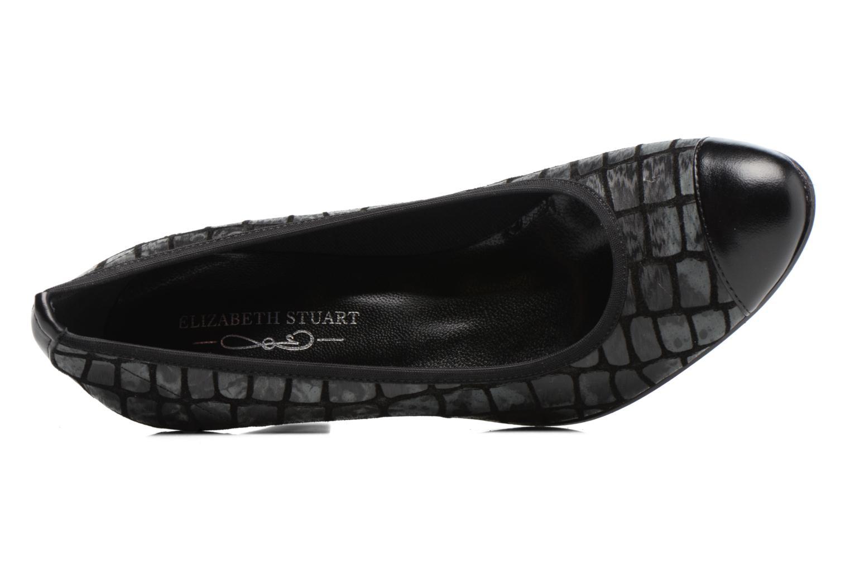 Escarpins Elizabeth Stuart Clarias 516 Noir vue gauche