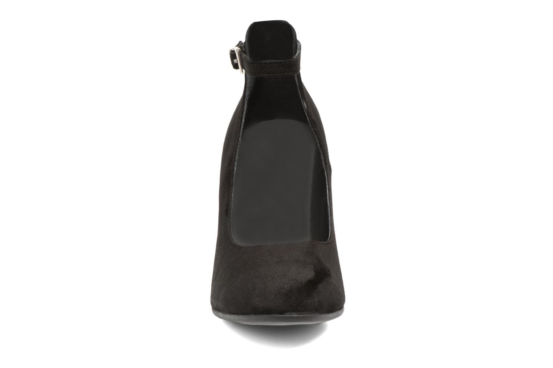 Escarpins Elizabeth Stuart Dama Noir vue portées chaussures