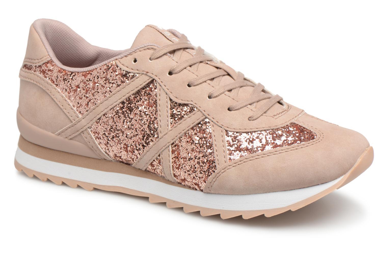 Grandes descuentos últimos zapatos Esprit Astro glitter (Oro y bronce) - Deportivas Descuento