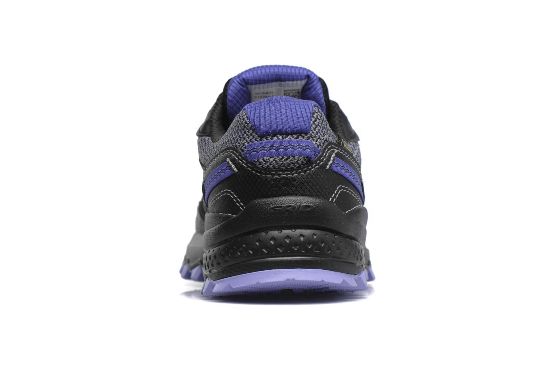 Chaussures de sport Saucony Excursion Tr11 Gtx W Violet vue droite
