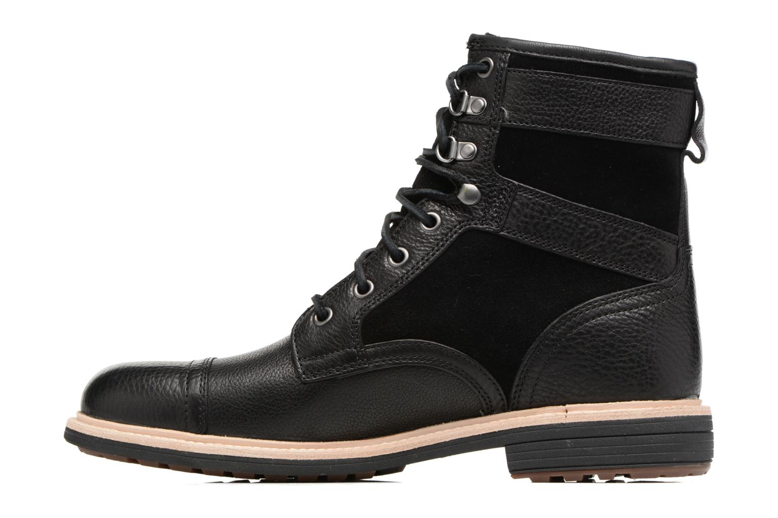 Bottines et boots UGG Magnusson Noir vue face