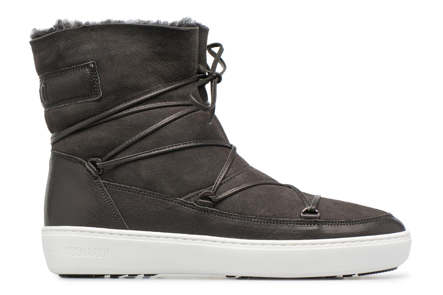 Sport shoes Moon Boot Pulse low shearling Grey back view