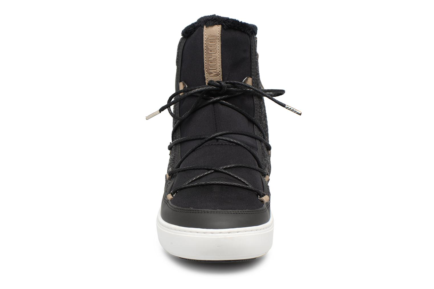 Sport shoes Moon Boot Pulse Black model view
