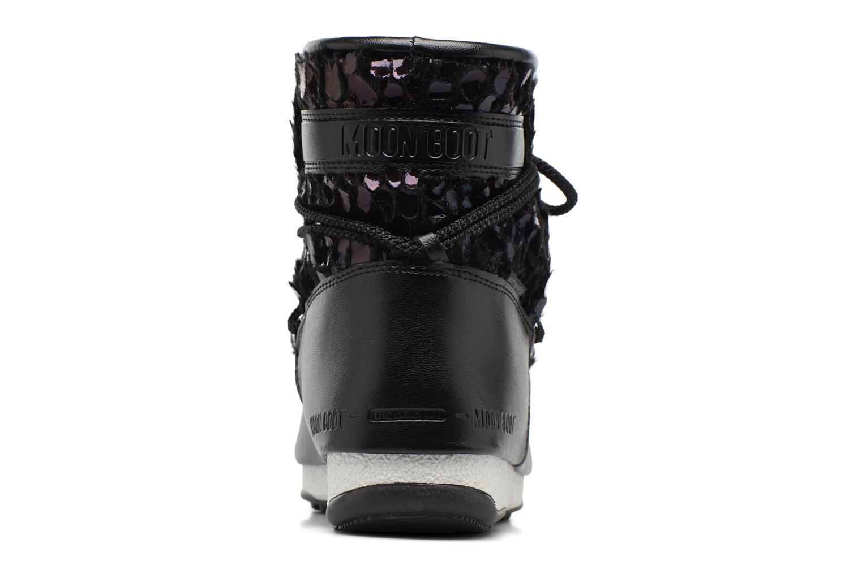 Últimos recortes de precios Moon Boot low mirror (Negro) - Zapatillas de deporte chez Sarenza