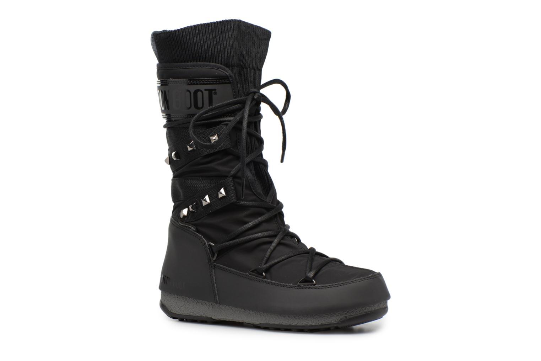 Grandes descuentos últimos zapatos Moon Boot Monaco Shadow (Negro) - Zapatillas de deporte Descuento