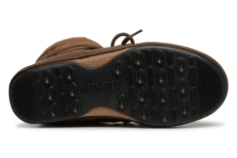 Grandes descuentos últimos zapatos Moon Boot Low Nylon (Marrón) - Zapatillas de deporte Descuento