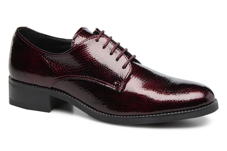 Grandes descuentos últimos zapatos Georgia Rose Galion (Vino) - Zapatos con cordones Descuento