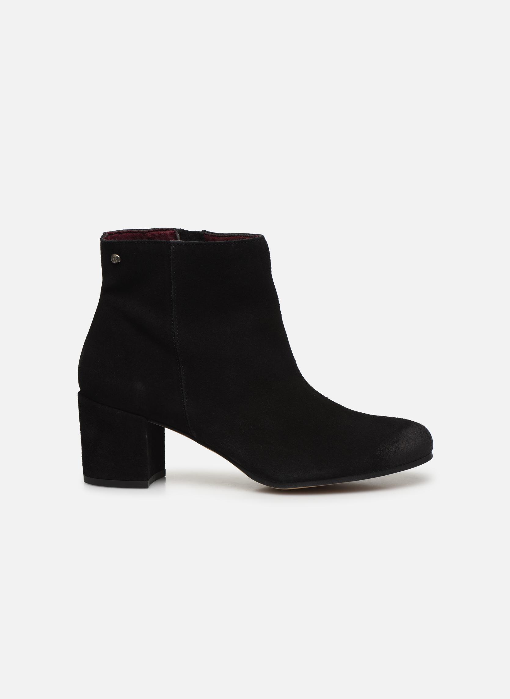 Bottines et boots MTNG Blanchia Noir vue derrière