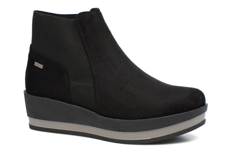Bottines et boots MTNG Mariana Noir vue détail/paire