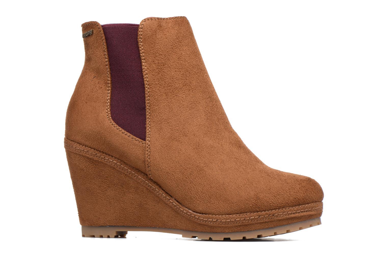 Bottines et boots MTNG Aliciana Marron vue derrière