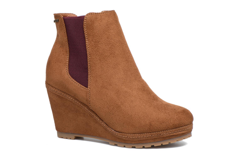 Bottines et boots MTNG Aliciana Marron vue détail/paire