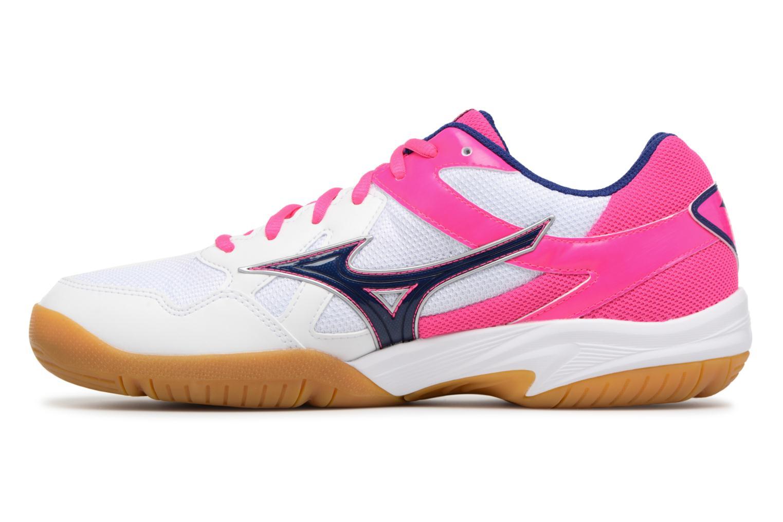 White SPEED Blueprint Pink CYCLONE Glo Mizuno TSR6E