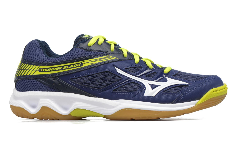 Chaussures de sport Mizuno THUNDER BLADE Bleu vue derrière