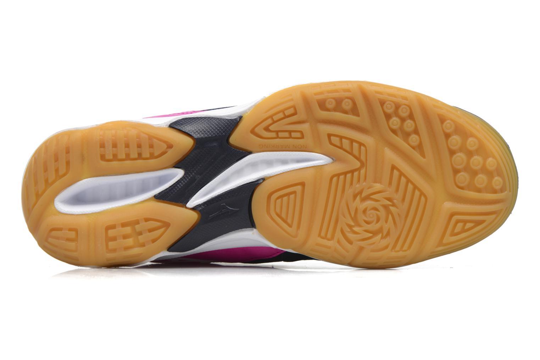 Zapatillas de deporte Mizuno THUNDER BLADE Azul vista de arriba