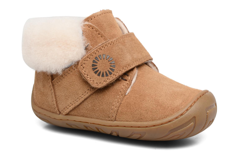 Bottines et boots UGG Jorgen Marron vue détail/paire