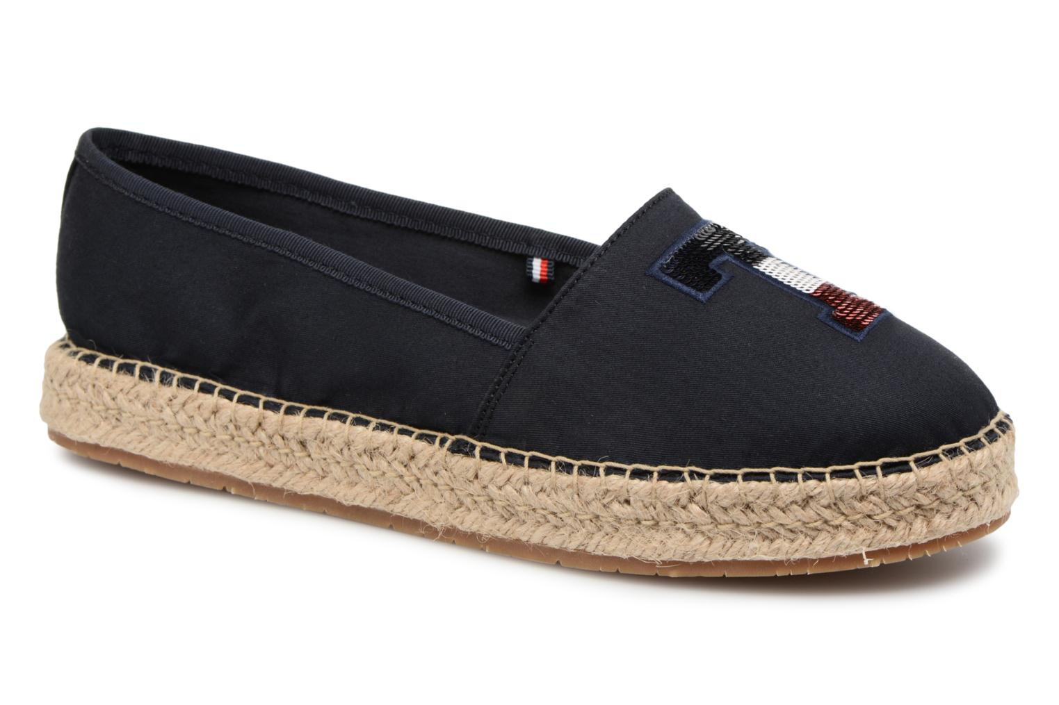 Ballerines Tommy Hilfiger Patch Espadrille Corporate Zng2b