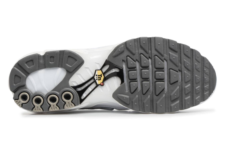 Sneaker Nike Air Max Plus weiß ansicht von oben