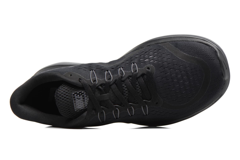 Chaussures de sport Nike Nike Flex 2017 Rn Noir vue gauche