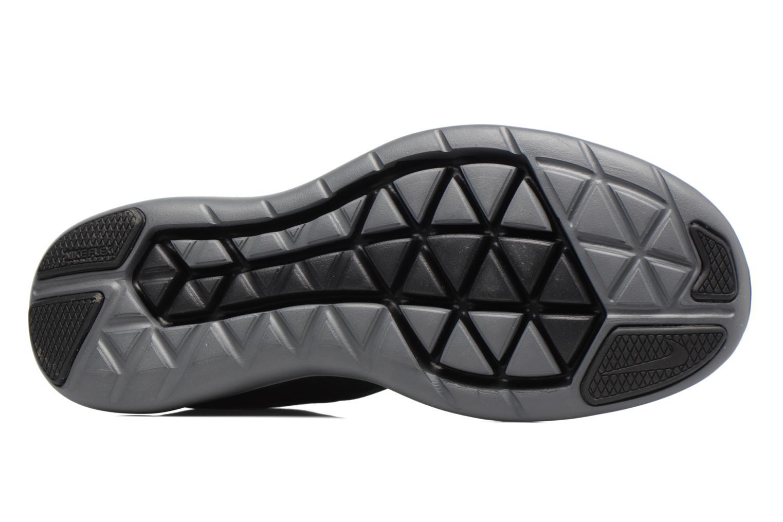 Chaussures de sport Nike Nike Flex 2017 Rn Noir vue haut