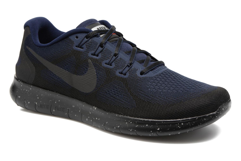Nike Free Rn 2017 Shield Black/Black-Black-Obsidian
