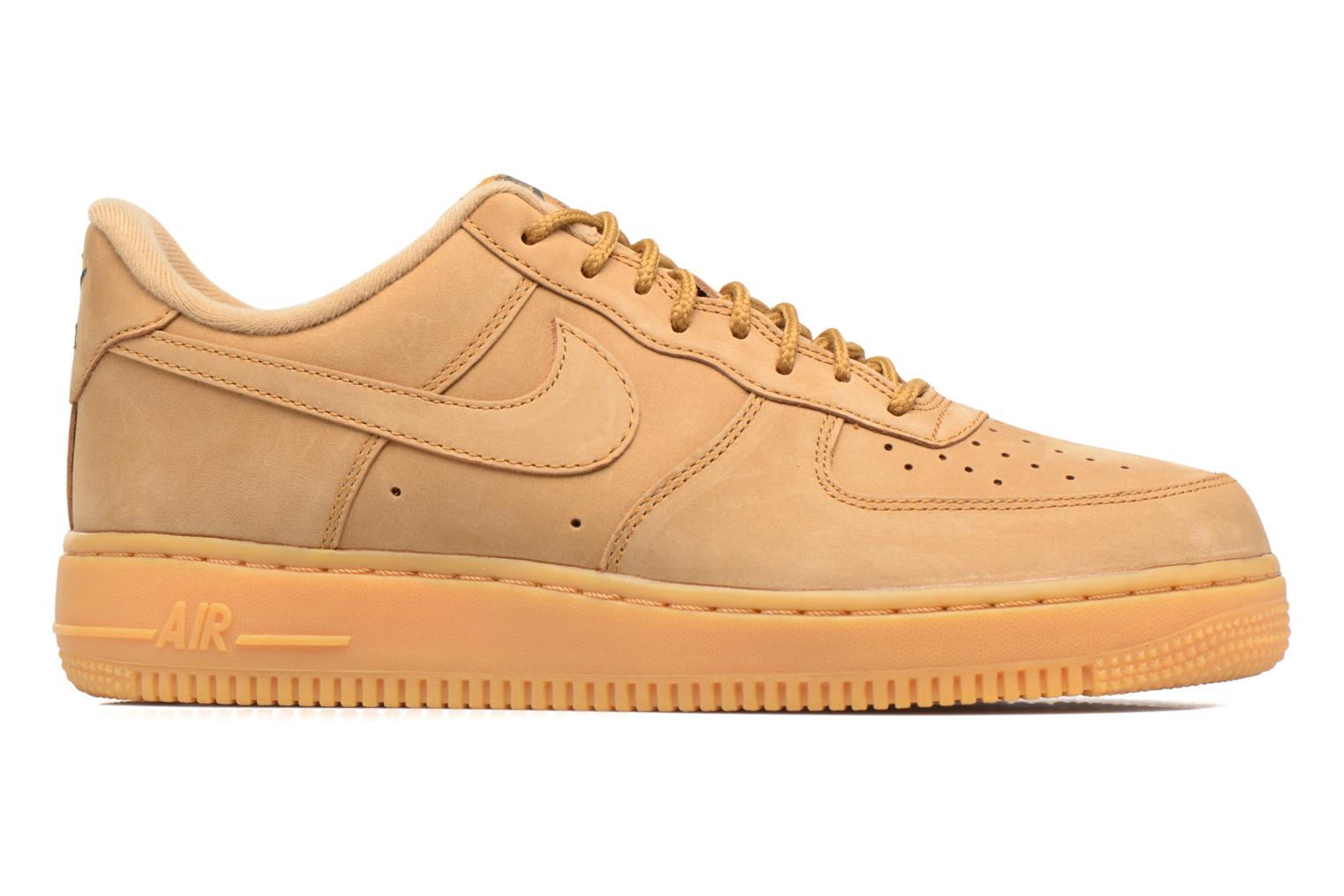 Trainers Nike Air Force 1 '07 Wb Brown back view