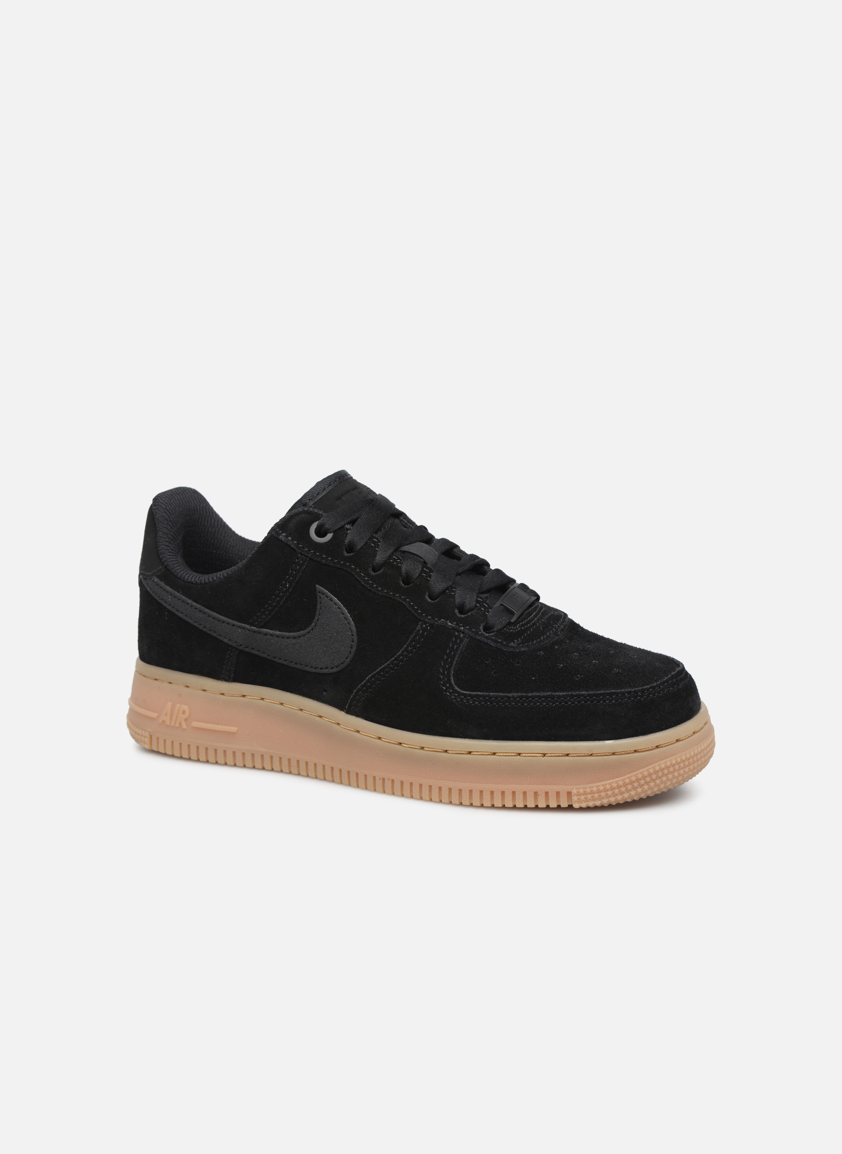 Black/Black-Gum Med Brown-Ivory