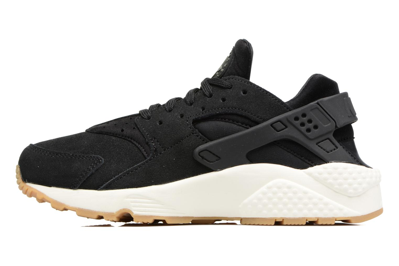 Baskets Nike Wmns Air Huarache Run Sd Noir vue face