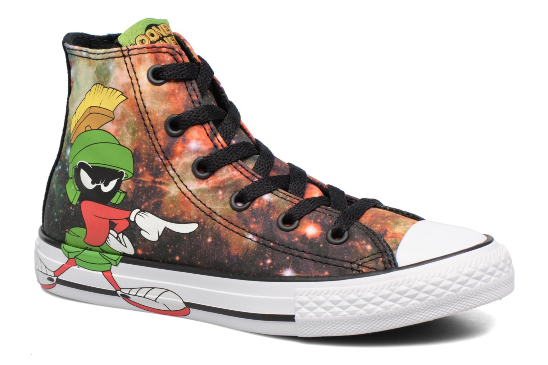 Chuck Taylor All Star Hi Looney Tunes Black green white