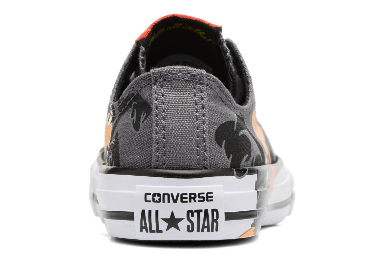 Baskets Converse Chuck Taylor All Star Ox Looney Tunes Noir vue droite
