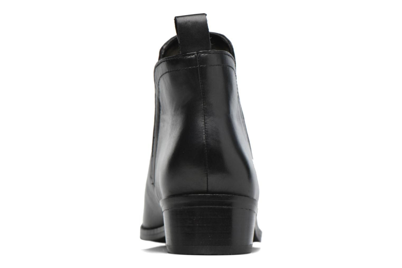 Bottines et boots Buffalo Talia 1 Noir vue droite